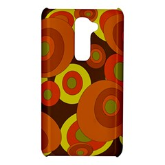 Orange pattern LG G2