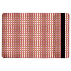 Mod Pink Green Pattern Ipad Air 2 Flip by BrightVibesDesign