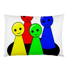 Don t get angry Pillow Case (Two Sides)
