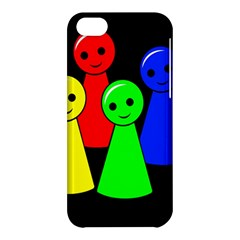 Don t Get Angry Apple Iphone 5c Hardshell Case by Valentinaart