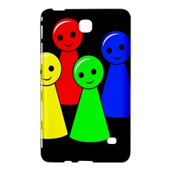 Don t Get Angry Samsung Galaxy Tab 4 (8 ) Hardshell Case  by Valentinaart