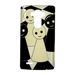 Chess Pieces Lg G4 Hardshell Case by Valentinaart