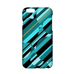 Blue Abstraction Apple Iphone 6/6s Hardshell Case