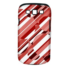 Orange Pattern Samsung Galaxy S Iii Classic Hardshell Case (pc+silicone) by Valentinaart