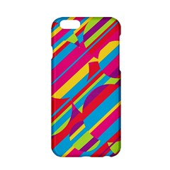 Colorful Summer Pattern Apple Iphone 6/6s Hardshell Case by Valentinaart