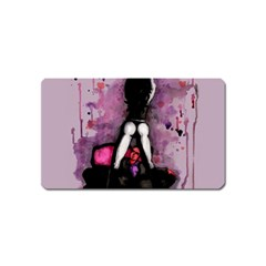 Make You Dirty Magnet (name Card) by lvbart