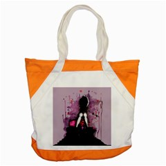 Make You Dirty Accent Tote Bag by lvbart