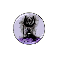 Suspension Hat Clip Ball Marker (4 pack) by lvbart