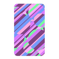 Pink, Purple And Green Pattern Memory Card Reader by Valentinaart