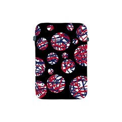 Colorful Decorative Pattern Apple Ipad Mini Protective Soft Cases by Valentinaart