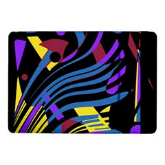Decorative Abstract Design Samsung Galaxy Tab Pro 10 1  Flip Case by Valentinaart
