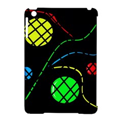 Colorful Design Apple Ipad Mini Hardshell Case (compatible With Smart Cover) by Valentinaart