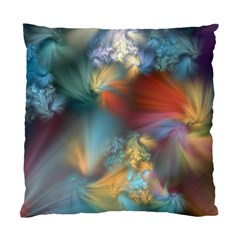 More Evidence Of Angels Standard Cushion Case (two Sides) by WolfepawFractals