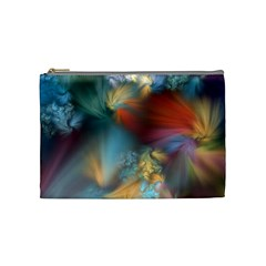 More Evidence Of Angels Cosmetic Bag (medium)
