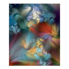 More Evidence Of Angels Shower Curtain 60  X 72  (medium)  by WolfepawFractals