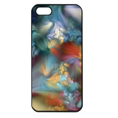More Evidence Of Angels Apple Iphone 5 Seamless Case (black) by WolfepawFractals