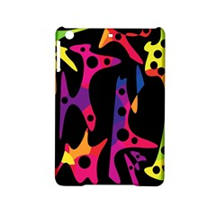 Colorful Pattern Ipad Mini 2 Hardshell Cases by Valentinaart