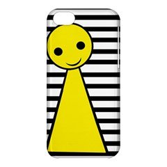 Yellow Pawn Apple Iphone 5c Hardshell Case by Valentinaart