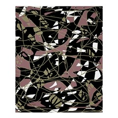Artistic Abstract Pattern Shower Curtain 60  X 72  (medium)  by Valentinaart