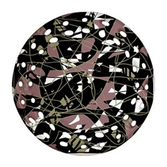 Artistic abstract pattern Ornament (Round Filigree)  by Valentinaart