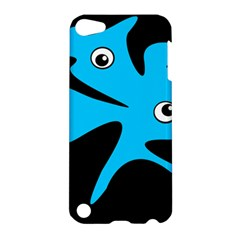 Blue Amoeba Apple Ipod Touch 5 Hardshell Case by Valentinaart