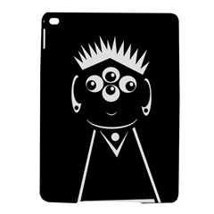 Black And White Voodoo Man Ipad Air 2 Hardshell Cases