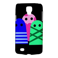 Three Monsters Galaxy S4 Active by Valentinaart