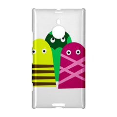 Three Mosters Nokia Lumia 1520 by Valentinaart