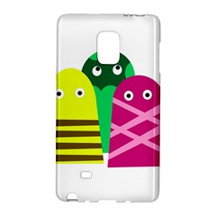 Three Mosters Galaxy Note Edge by Valentinaart
