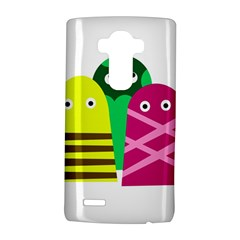 Three Mosters Lg G4 Hardshell Case by Valentinaart