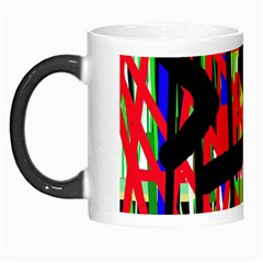 Colorful Abstraction Morph Mugs by Valentinaart