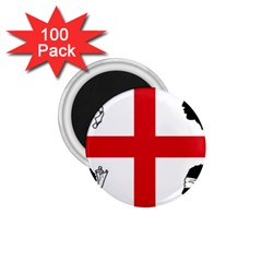 Traditional Flag Of Sardinia  1.75  Magnets (100 pack)  by abbeyz71