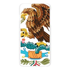 Coat Of Arms Of Mexico  Apple Seamless iPhone 6 Plus/6S Plus Case (Transparent) by abbeyz71