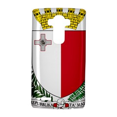 Coat Of Arms Of Malta  LG G4 Hardshell Case by abbeyz71
