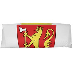 Coat Of Arms Of Norway  Body Pillow Case (Dakimakura) by abbeyz71