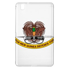 Papua New Guinea Defence Force Emblem Samsung Galaxy Tab Pro 8 4 Hardshell Case by abbeyz71