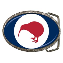 Roundel Of New Zealand Air Force Belt Buckles by abbeyz71