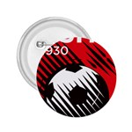 Crest Of The Albanian National Football Team 2.25  Buttons