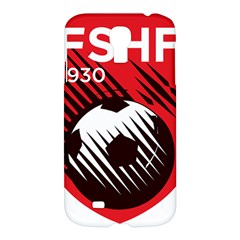 Crest Of The Albanian National Football Team Samsung Galaxy S4 I9500/i9505 Hardshell Case