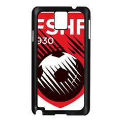 Crest Of The Albanian National Football Team Samsung Galaxy Note 3 N9005 Case (black)