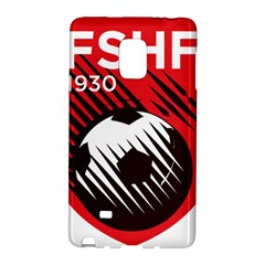 Crest Of The Albanian National Football Team Galaxy Note Edge