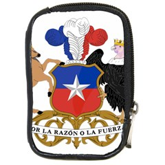 Coat Of Arms Of Chile  Compact Camera Cases