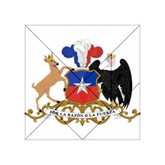 Coat Of Arms Of Chile  Acrylic Tangram Puzzle (4  X 4 )