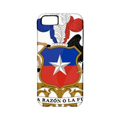 Coat Of Arms Of Chile  Apple Iphone 5 Classic Hardshell Case (pc+silicone)