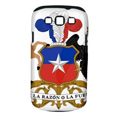 Coat Of Arms Of Chile  Samsung Galaxy S Iii Classic Hardshell Case (pc+silicone)