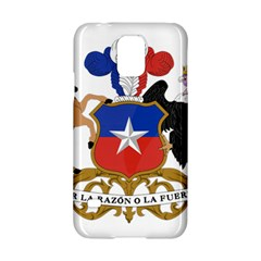 Coat Of Arms Of Chile  Samsung Galaxy S5 Hardshell Case  by abbeyz71