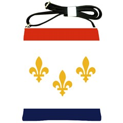 Flag Of New Orleans  Shoulder Sling Bags