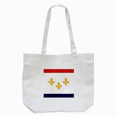 Flag Of New Orleans  Tote Bag (white) by abbeyz71
