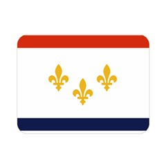 Flag Of New Orleans  Double Sided Flano Blanket (mini)  by abbeyz71