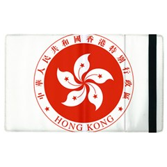 Emblem Of Hong Kong  Apple Ipad 2 Flip Case